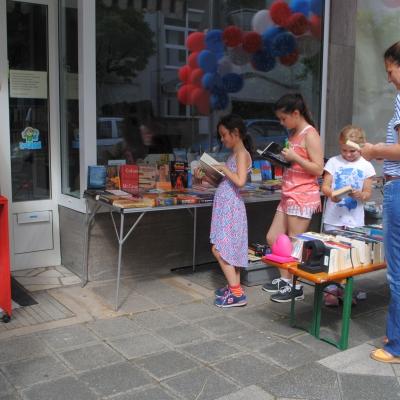 1.verkaufsoffener Sonntag/1250 Jahrfeier/Großer Bücherflohmarkt