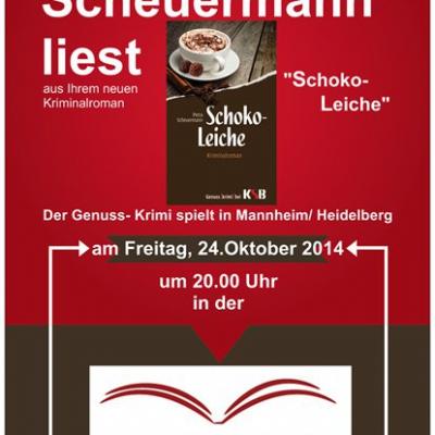 Petra Scheuermann am 24.10.2014