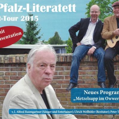 Pfalz-Literatett am 25.09.2015