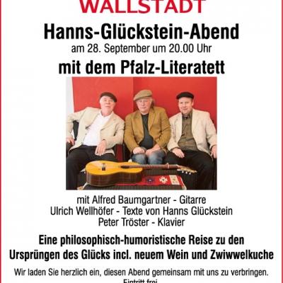 Pfalz-Literatett am 28.09.2012